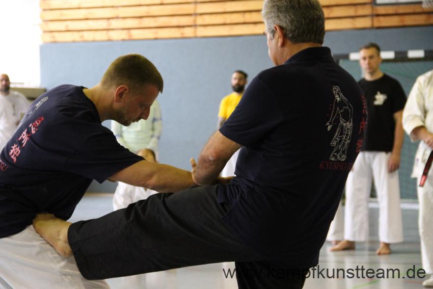 2016 - Lehrgang mit Fritz Oblinger
