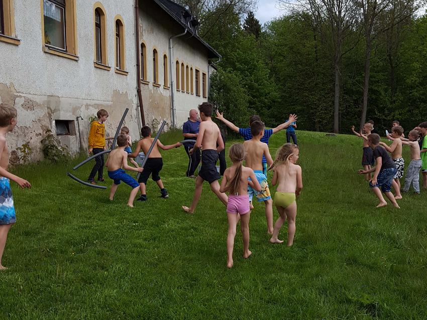 2016 - Zeltlager Sayda