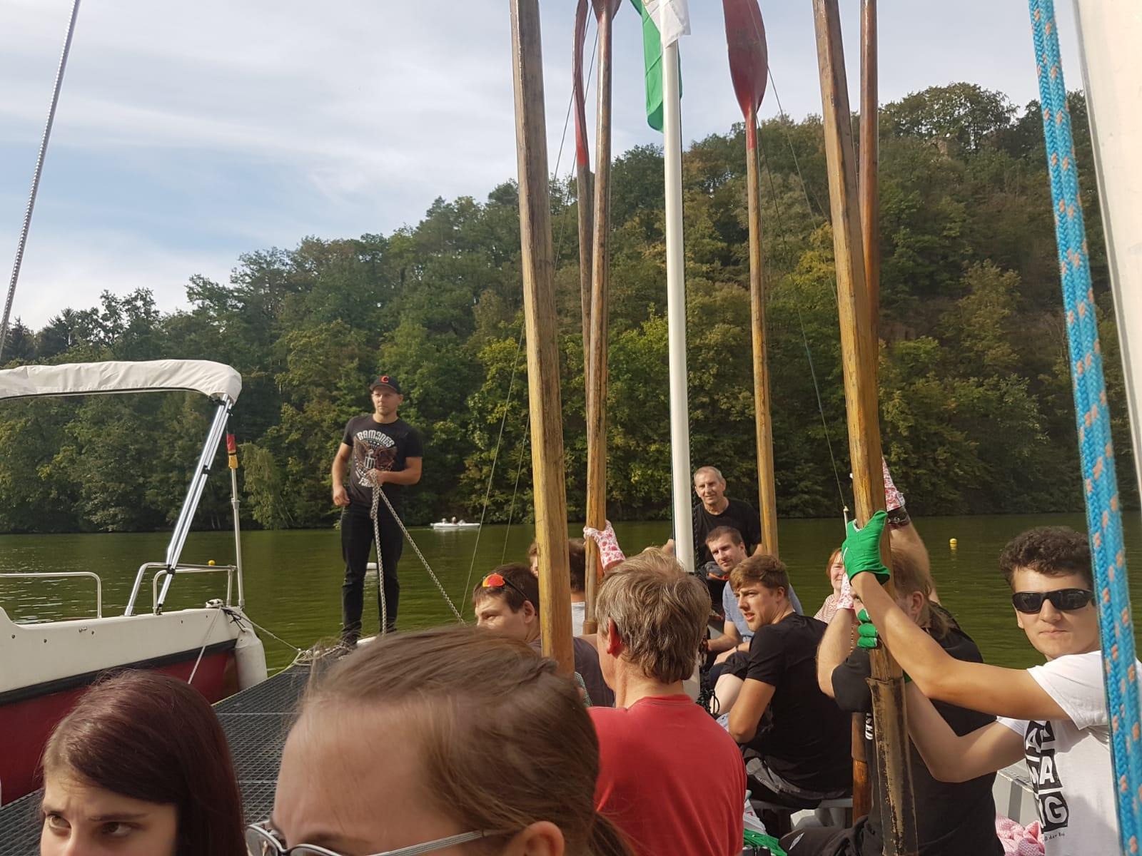 2018 - Zeltlager in Lauenhain